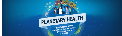 Systems modelling placed at the heart of landmark Commission on Planetary Health report
